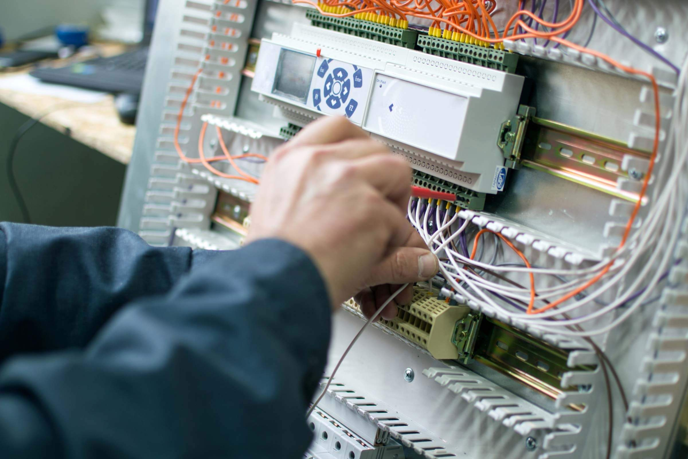 Commercial electricians Newcastle