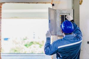 commercial electrician Leeds